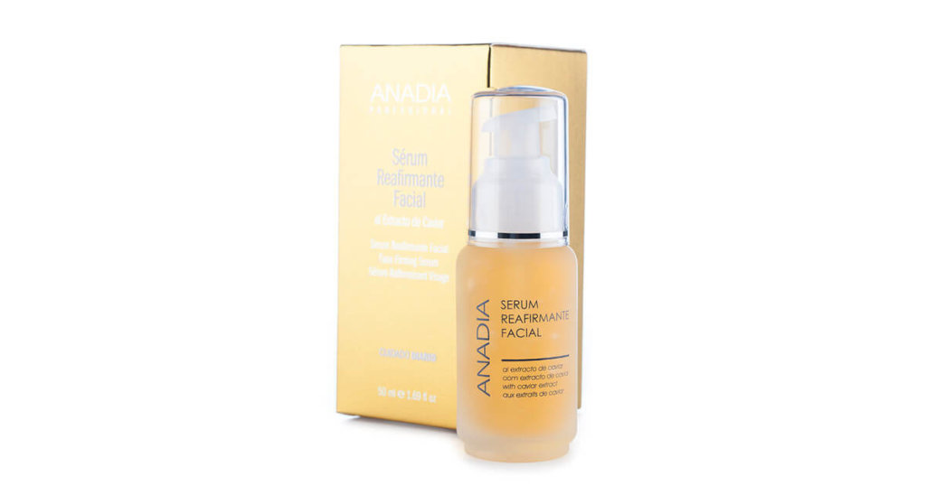 Serum reafirmante facial ANADIA